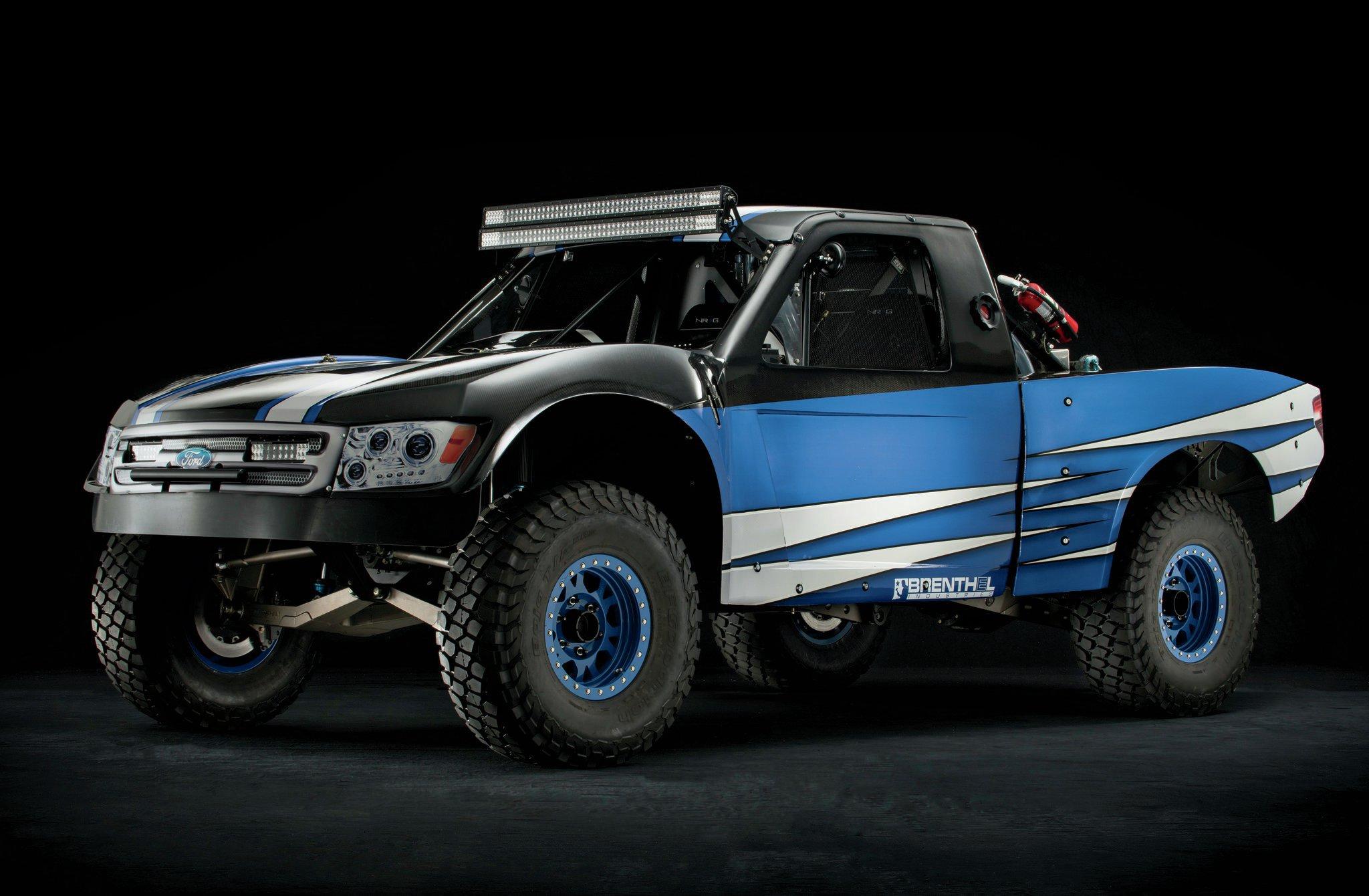 brenthel industries spec trophy truck 6100