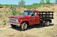 1978 jeep j 20 flatbed truck