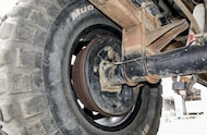 sterling 10 25 axle drum brake