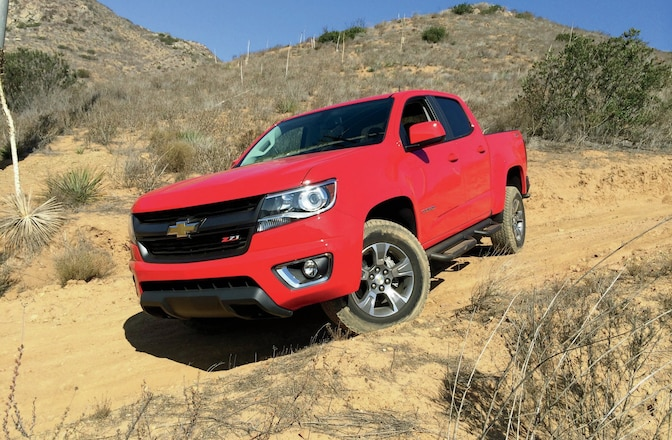 2015 Chevy Colorado First Drive - Import Fighter