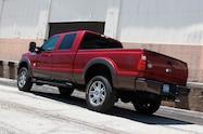 2015 ford f 350 super duty rear view
