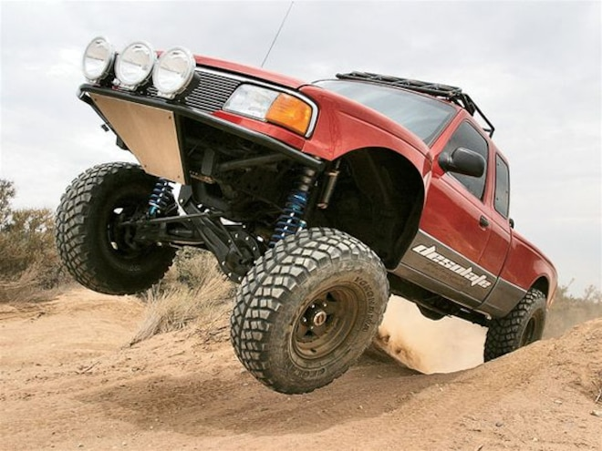 Top 10 Ford Rangers on the Four Wheeler Network
