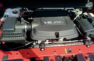 2015 chevy colorado v6 engine