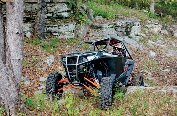 RZR XP 1000 - The #RZRdigger Trail Rig Build: Part 2
