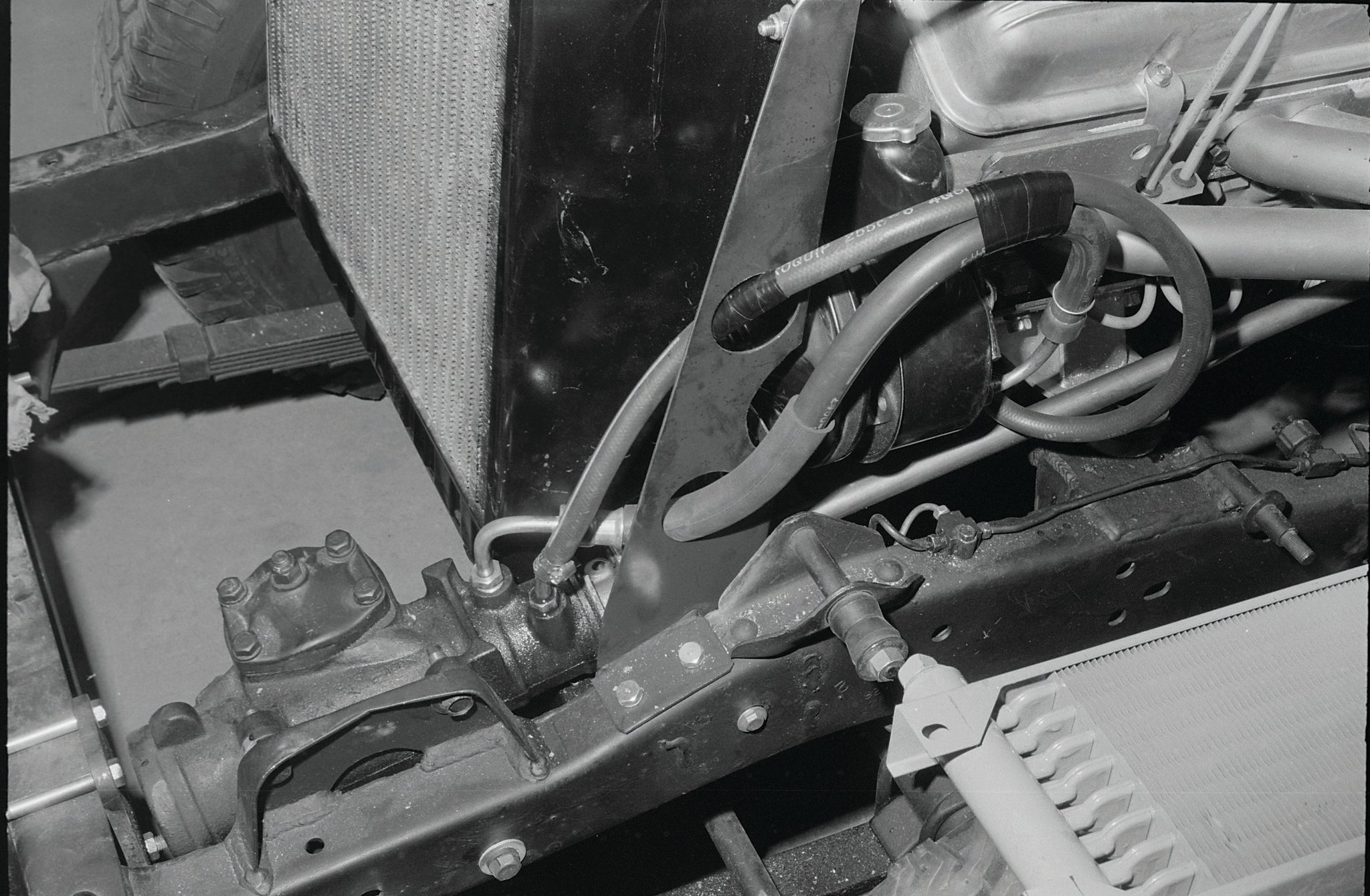 saginaw power steering system