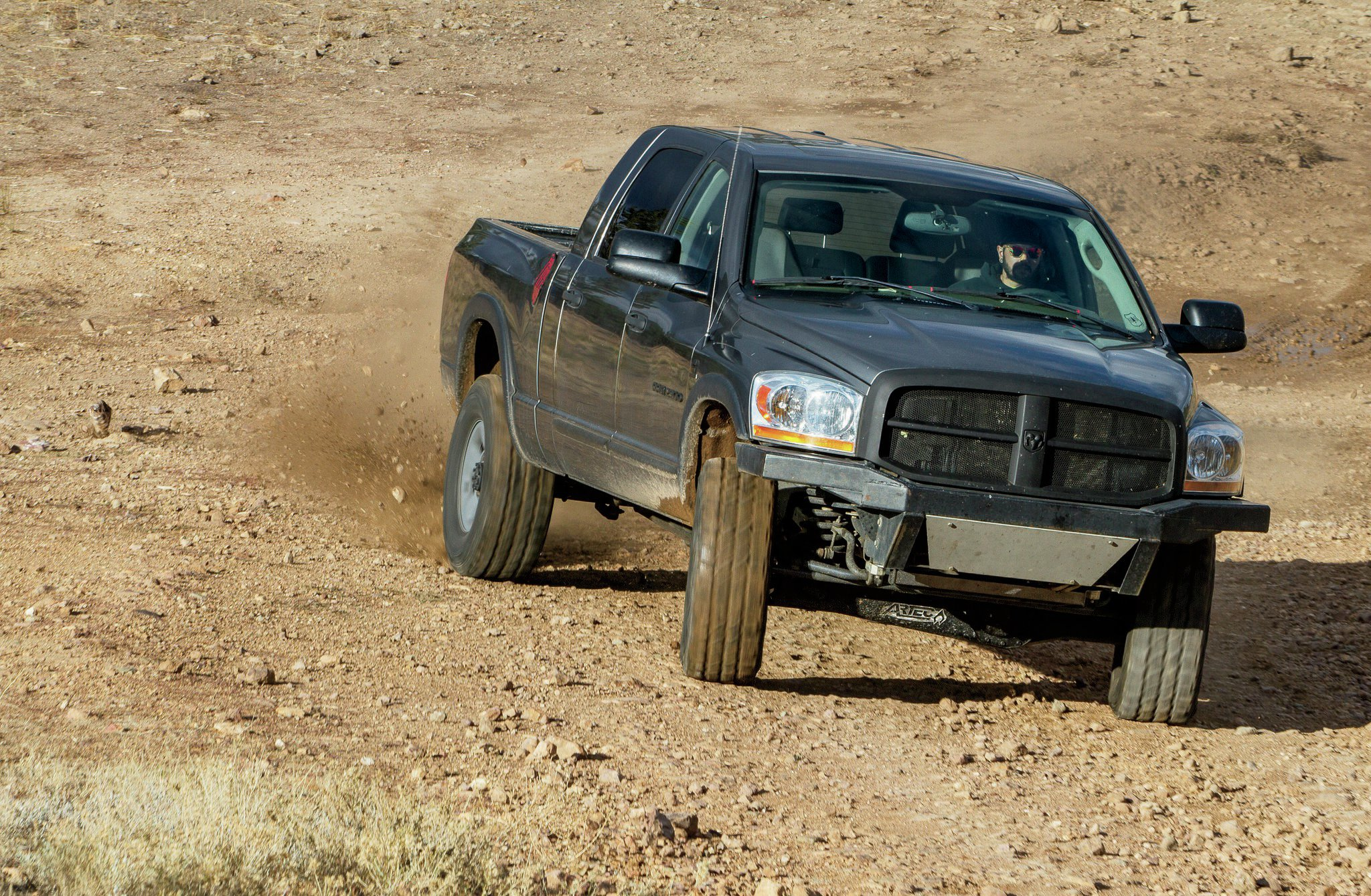 what it takes to reliably turn big tires steering you straight