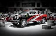 2015 trd pro baja race truck