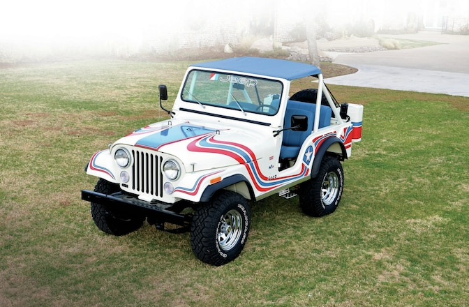 The Elusive 1976 Super Jeep - Finding The Unicorn