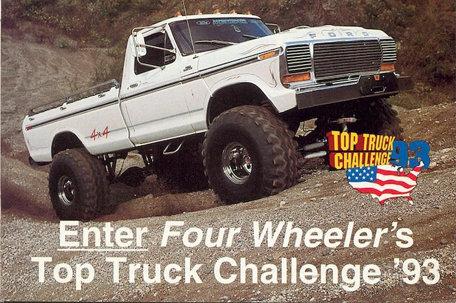 Top Truckin' For 22 Years And Counting - Trail's End