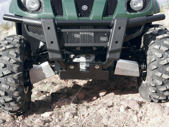 0603or 01 z+off road alternatives yamaha rhino 660+front view bumper