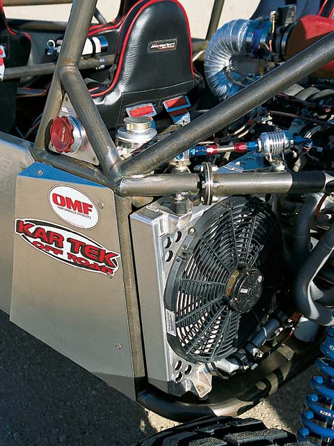 0308or 07z+2002 Olsen Truggy+Close Up Shot Behind Seat Of Fan