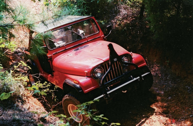 1986 Jeep CJ-7 - My First 4x4 - Right From The Start