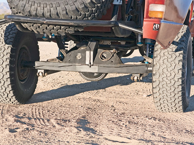 0612or 007 z+1997 ford ranger+rear axle