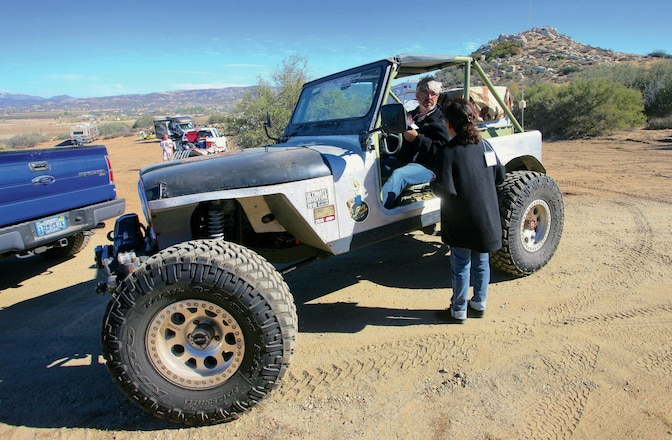 The 2014 Off-Road Motorsports Hall of Fame Legends Rally - Honor Roll