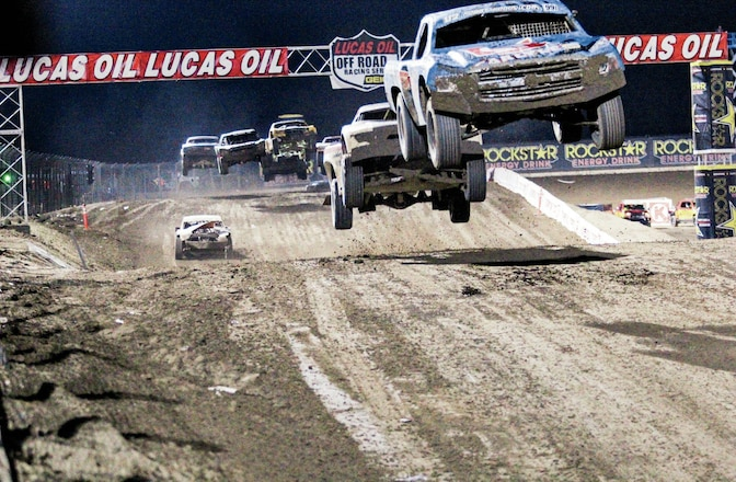 Checkered Flag For LOORRS Season - The Championship Cup