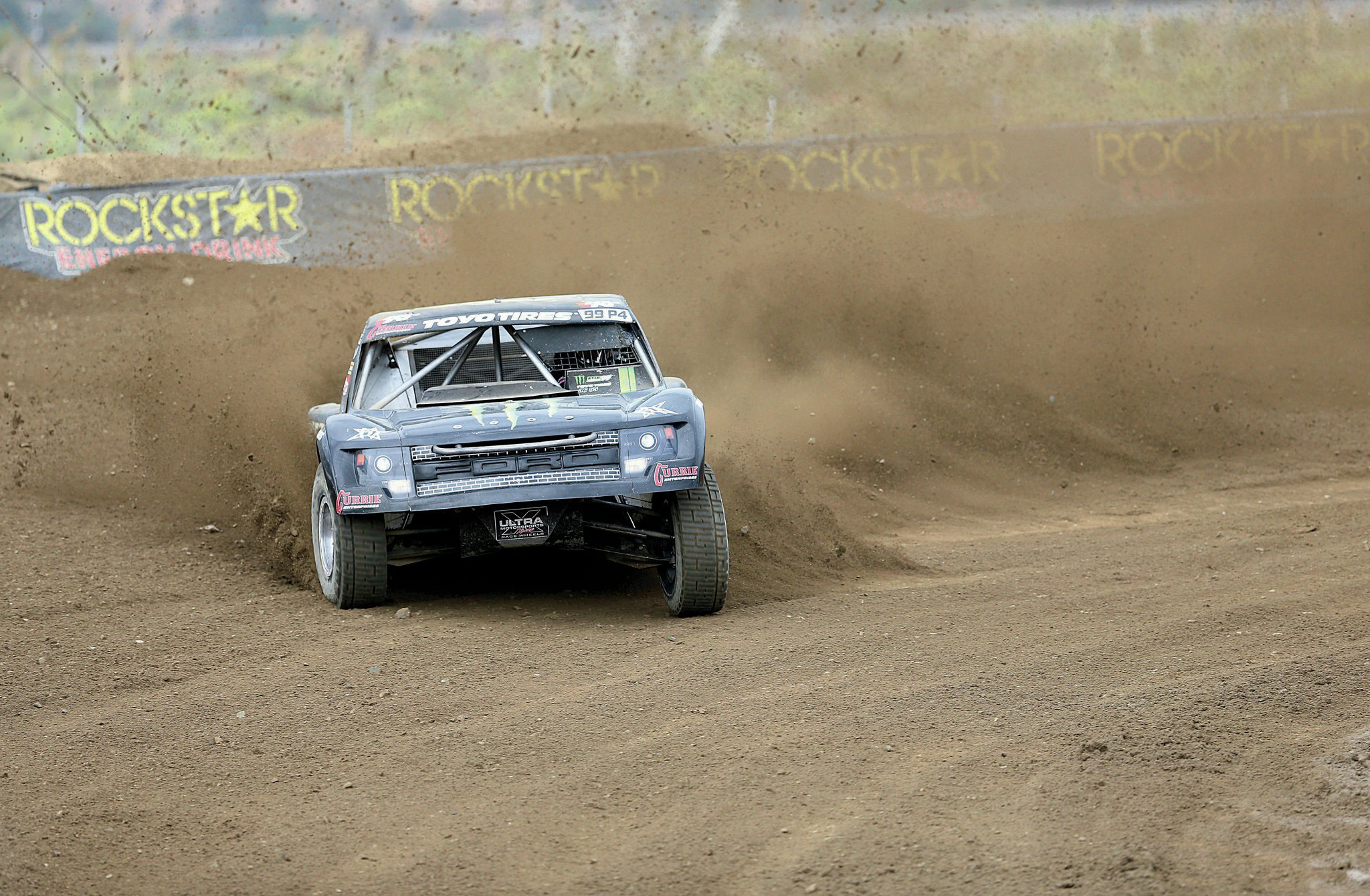 Kyle Leduc grabs the top qualifying spot for Round 9 at Glen Helen. Photo Credit: Ryan Torres