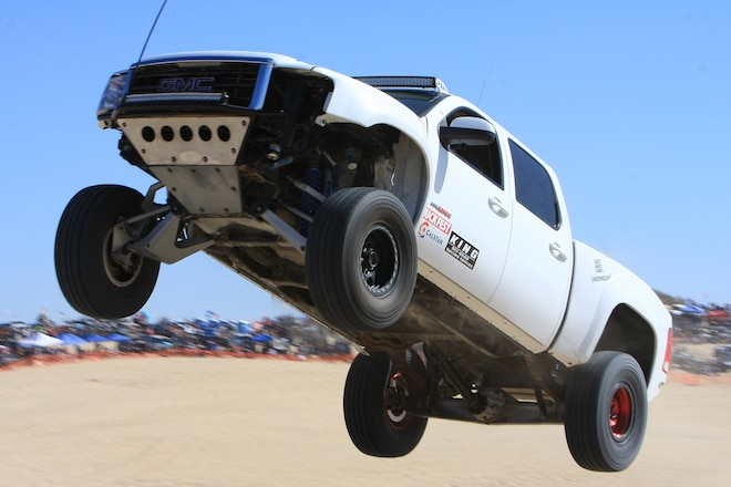 Huckfest 2014 - Largest Truck Jump Competiton in the Nation