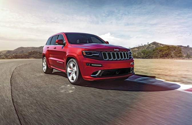 Jeep CEO Confirms Grand Cherokee Hellcat in 2017