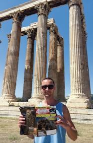 reading petersens in athens temple of zeus