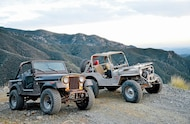 classic jeeps in crown king