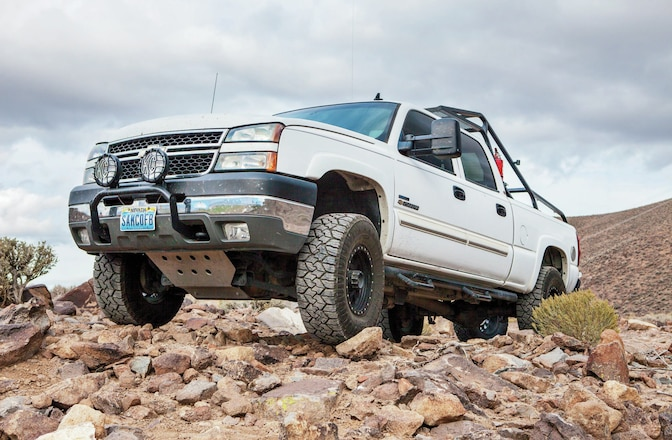 Nitto Exo Grappler AWT Tire Test - Grappling With Success