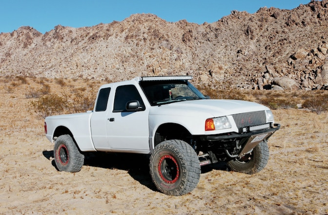 2001 Ford Ranger - The Accidental Off-Roader