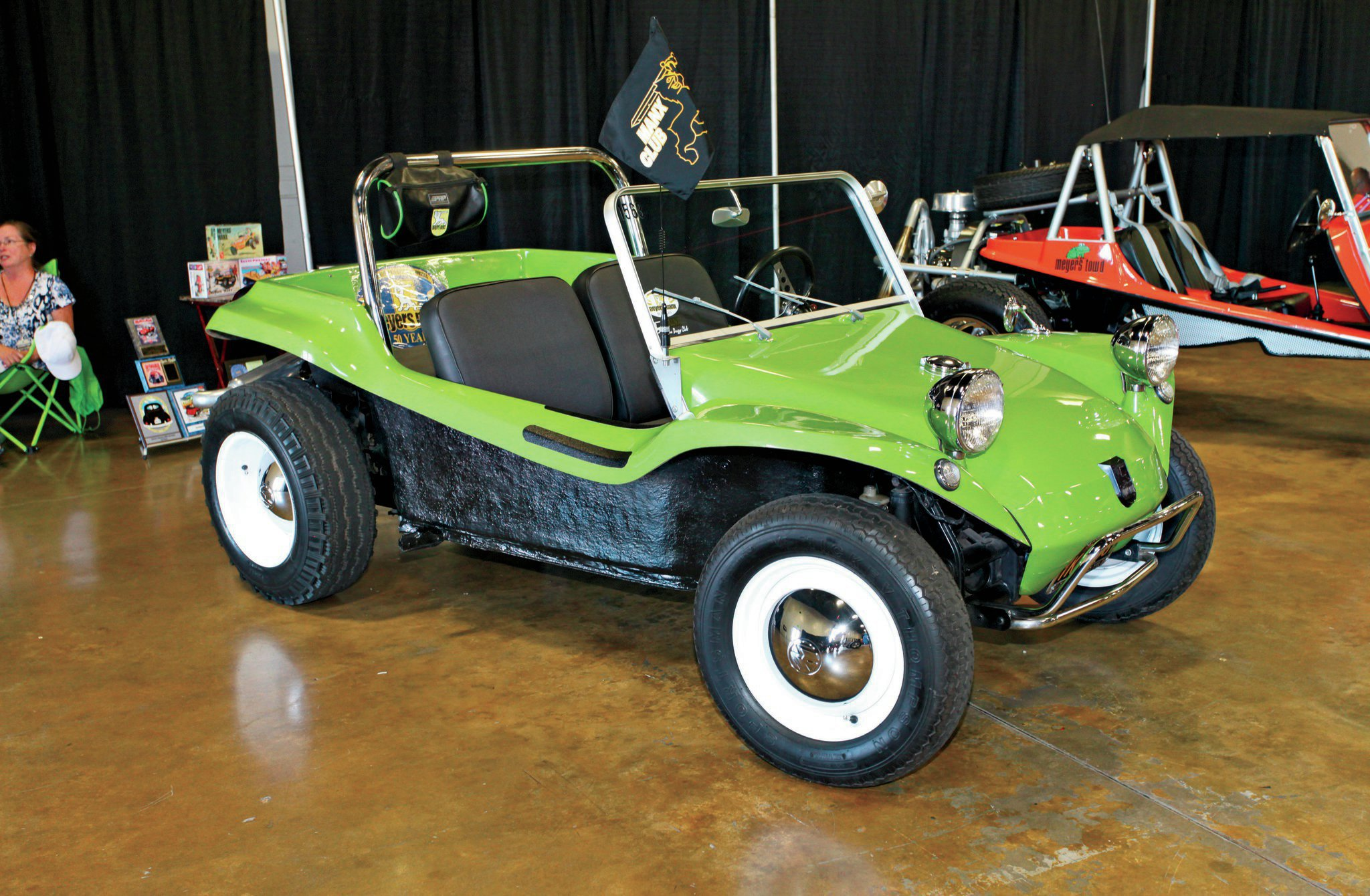 old school buggy