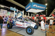 funco motorsports booth
