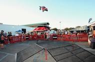traxxas rc car jumping