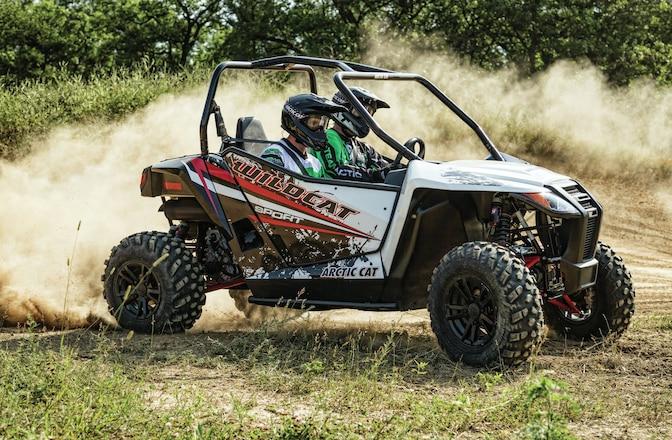 2015 Wildcat Sport Limited EPS vs. 2015 RZR S 900 EPS