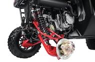 wildcat sport rear suspension