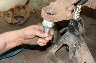 dynatrac bearing install