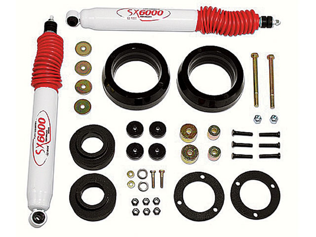 0705 4wd 02 z+toyota fj cruiser tuff country ez ride suspension kit