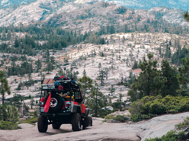 0603or 06 z+rubicon trail 53rd annual jeepers jamboree+jeep sierra view