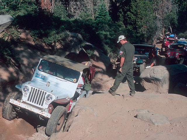 0603or 16 z+rubicon trail 53rd annual jeepers jamboree+little flatfenders