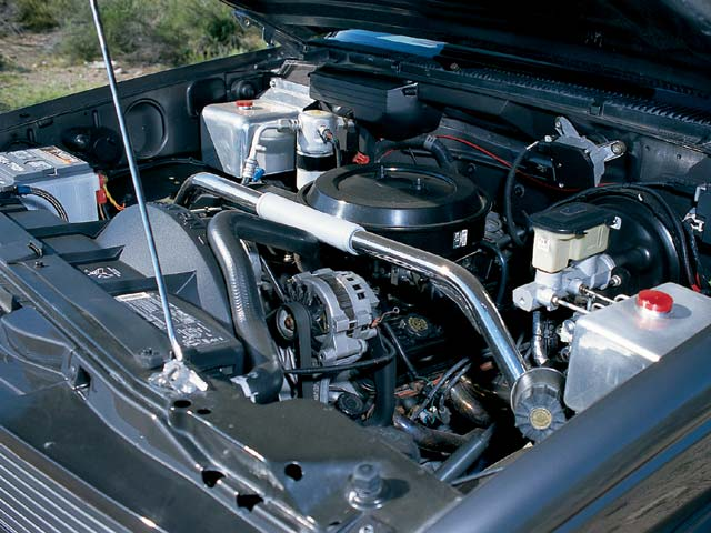 0401or 07z+1993 Chevrolet ZR1 4x4+Engine