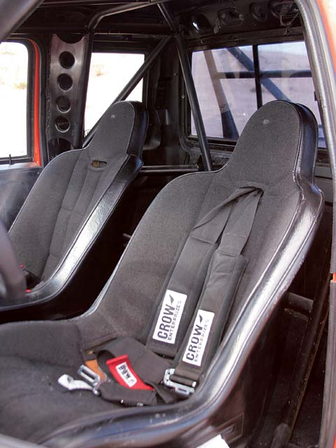 0502or 20z+1995 Ford Ranger+Interior Seats