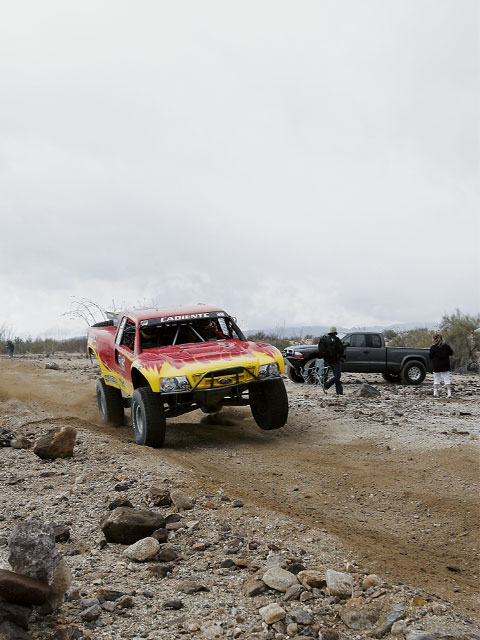 san Felipe Desert Truck Race front View Photo 8540373