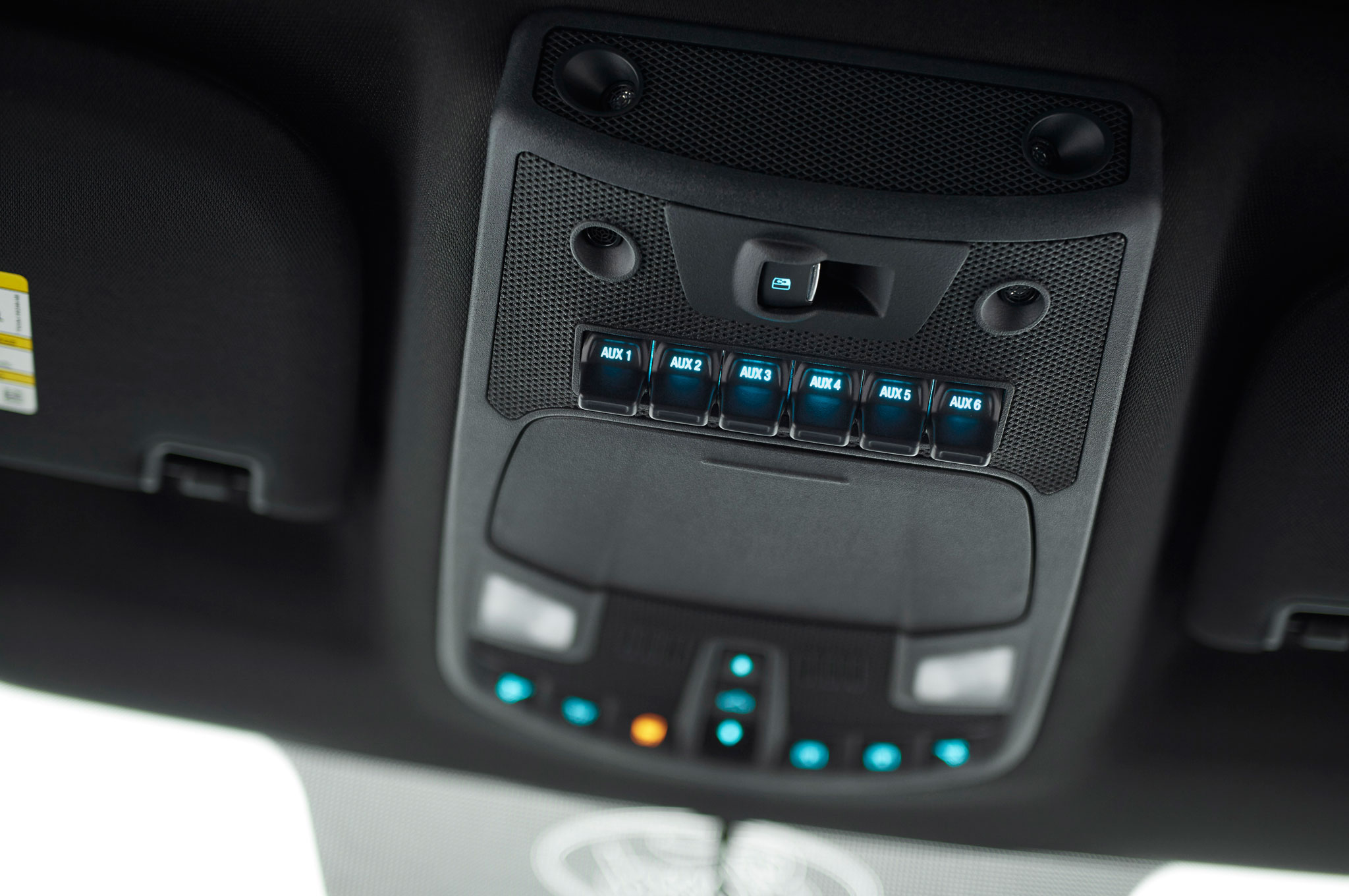2017 ford f150 raptor auxiliary switches