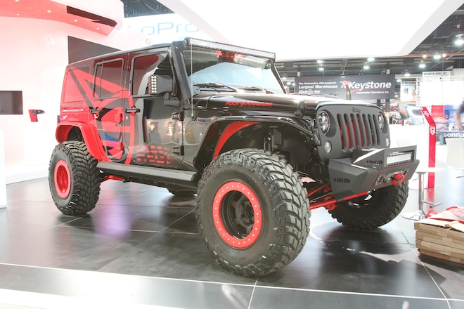 9 Righteous Rigs from the 2014 SEMA Show
