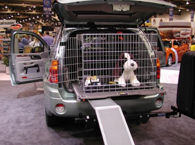 GMC Envoy Pet Pro