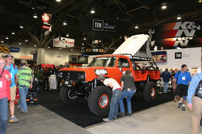 Off-Road Rigs of the 2014 SEMA Show