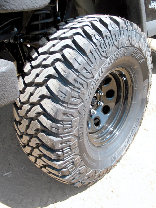 Cooper Discoverer STT - Tire Review