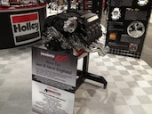 No-hle Hemi Swap with Holley Self-Learning EFI on