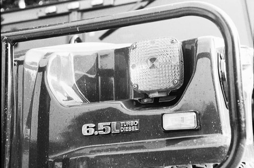 p25166 large+AM General Hummer+Headlight