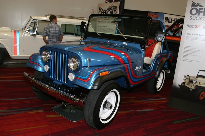 Rare Collection of Jeeps from the 2014 SEMA Show