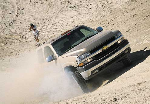 Chevrolet Silverado LT 2500HD Diesel.
