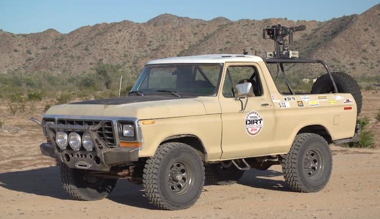 Dirt Every Day: Episode 35 - Ballistic Bronco Build