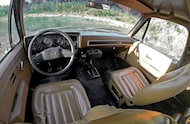 1988 chevy blazer interior