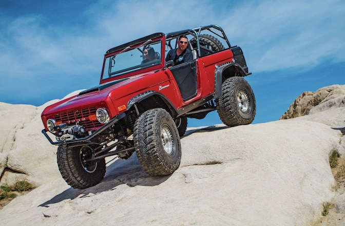 1971 Ford Bronco - Bought Bronco